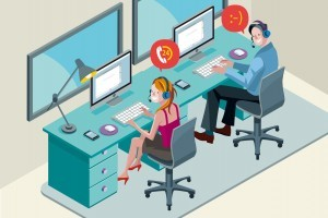 Take Customer Service To The Next Level With A Hosted Call Center Solution