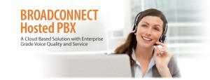 BroadConnect's Hosted Call Center Solution