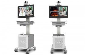 Polycom Telemedicine Carts: Can They Actually Reduce Medical expenses and Hospital Stays?